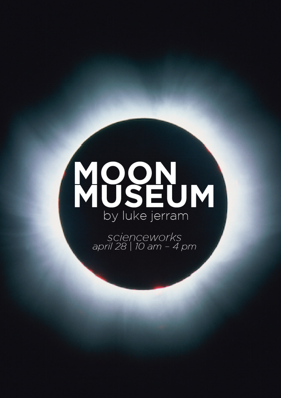 Museum of the Moon at Scienceworks