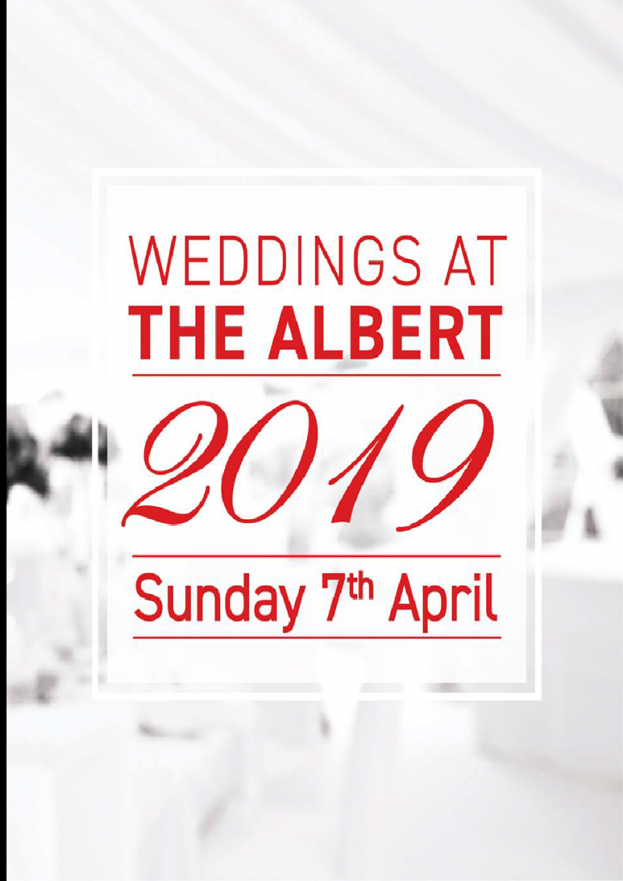 Weddings as the Albert 2019 at Albert Hall