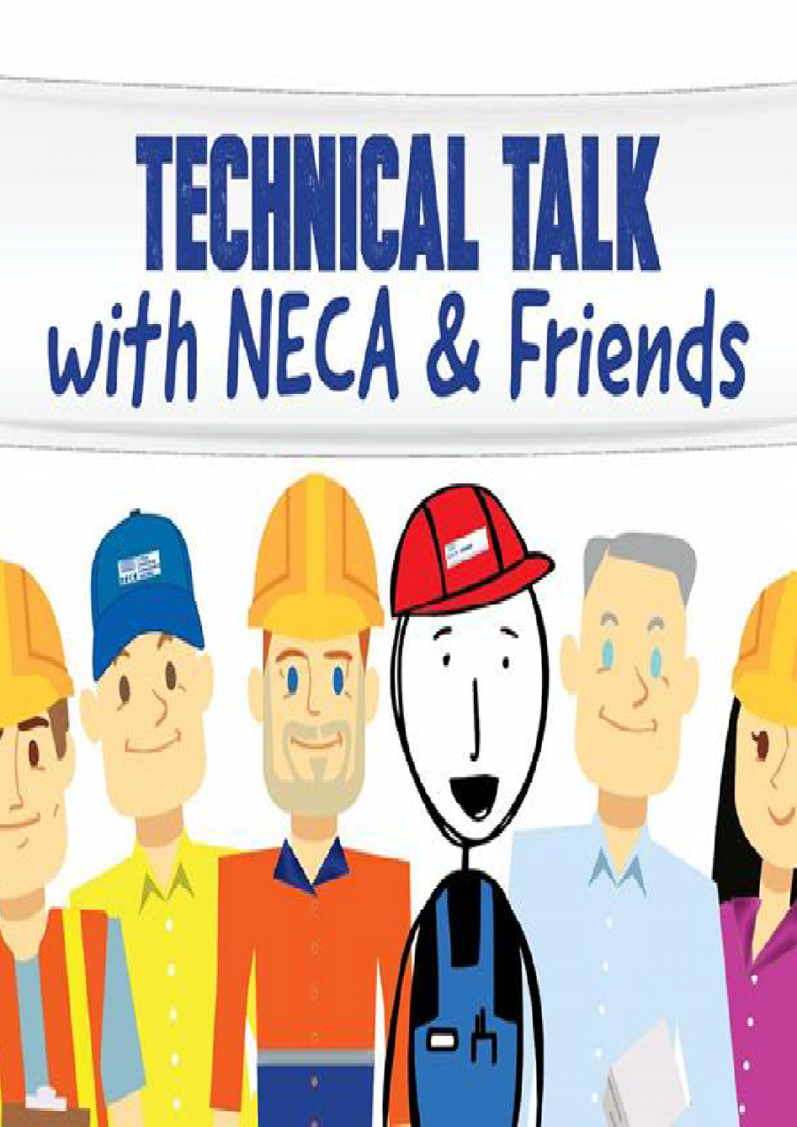 Technical Talk with NECA & Friends at The Tramsheds Function Centre