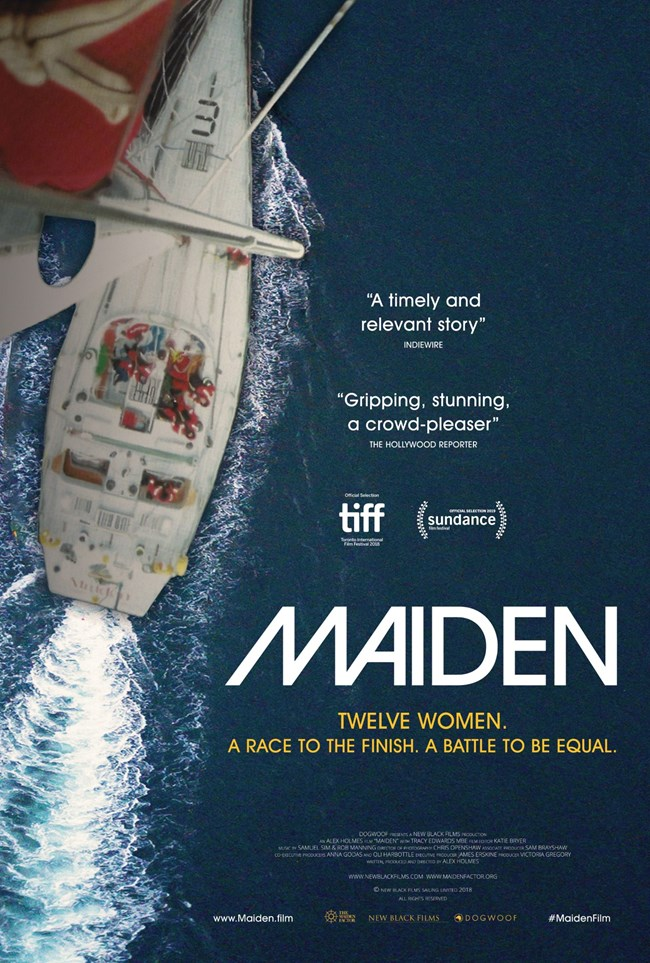 MAIDEN at Village Cinemas Launceston