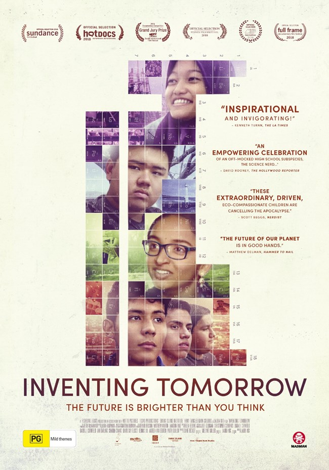 INVENTING TOMORROW at Village Cinemas Launceston