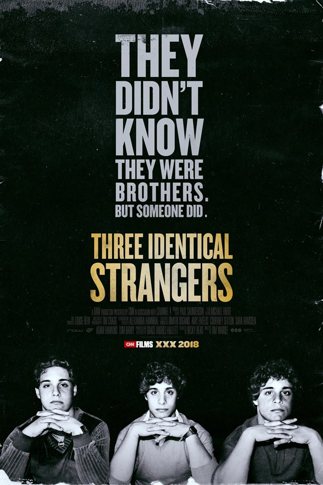 THREE IDENTICAL STRANGERS at Village Cinemas Launceston
