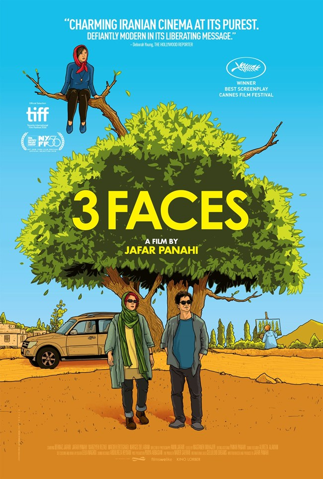 3 FACES at Village Cinemas Launceston