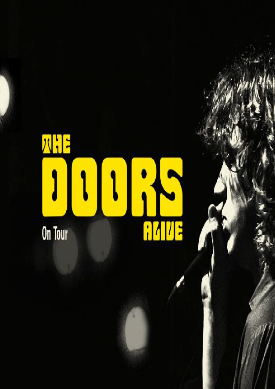The Doors Alive in Melbourne at  The Palms At Crown Casino