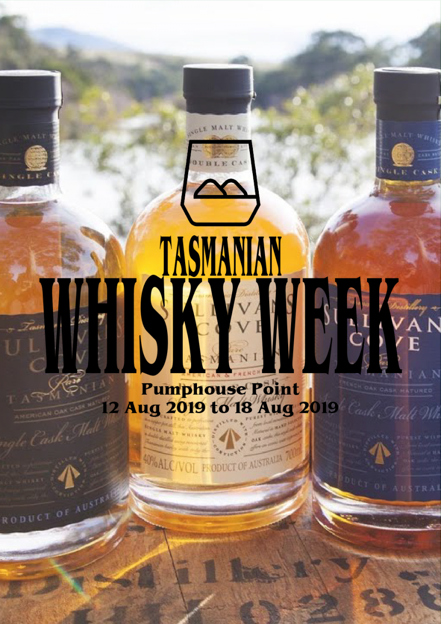 Tasmanian Whisky Week Experience  at Pumphouse Point