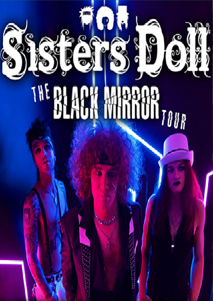 Sisters Doll: The Black Mirror Tour at The Saloon Bar