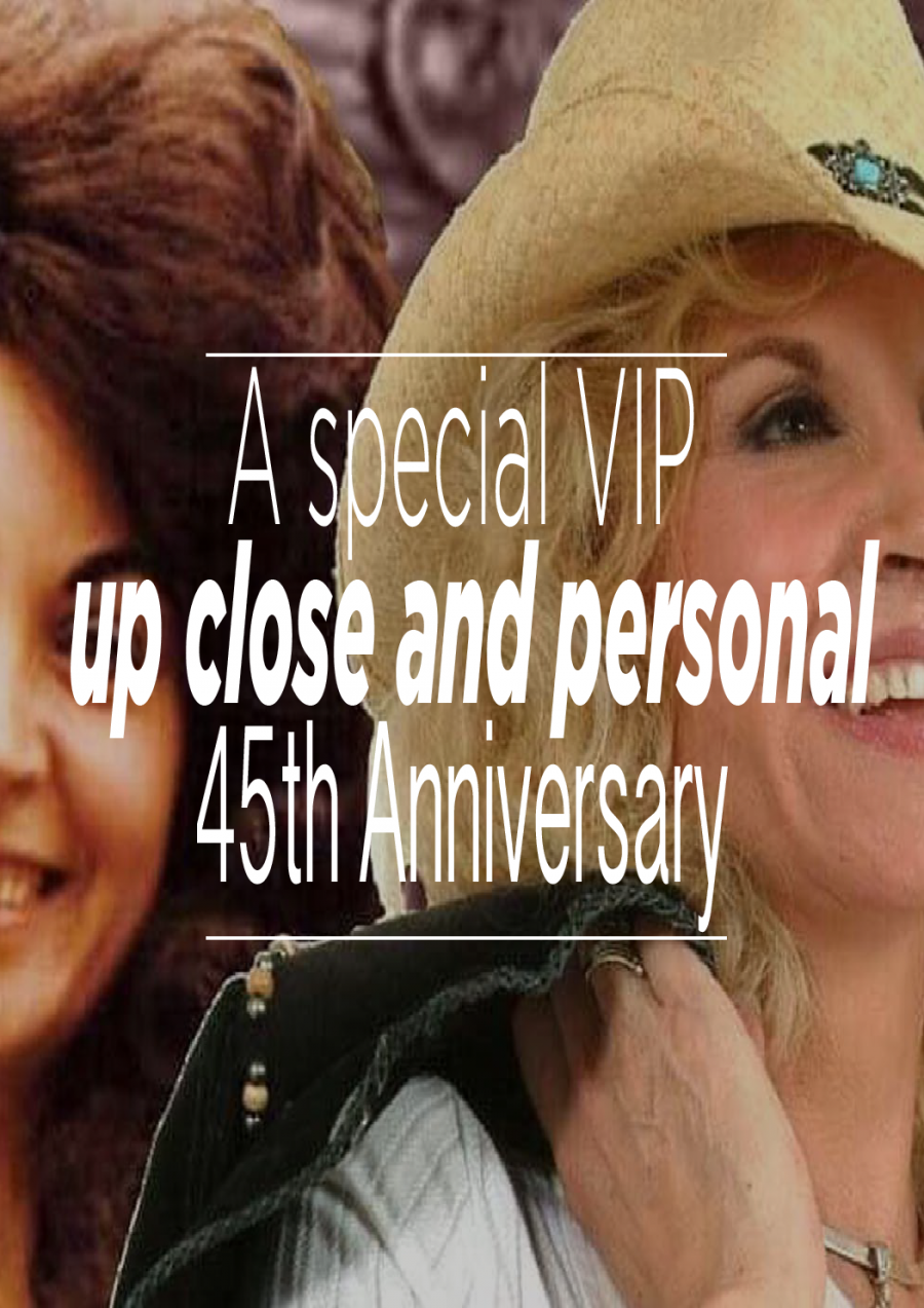 A special VIP up close and personal 45th Anniversary at Bayside Inn
