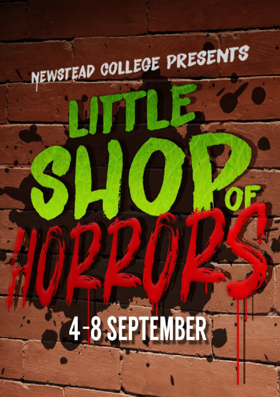 Little Shop of Horrors at Earl Art Centre