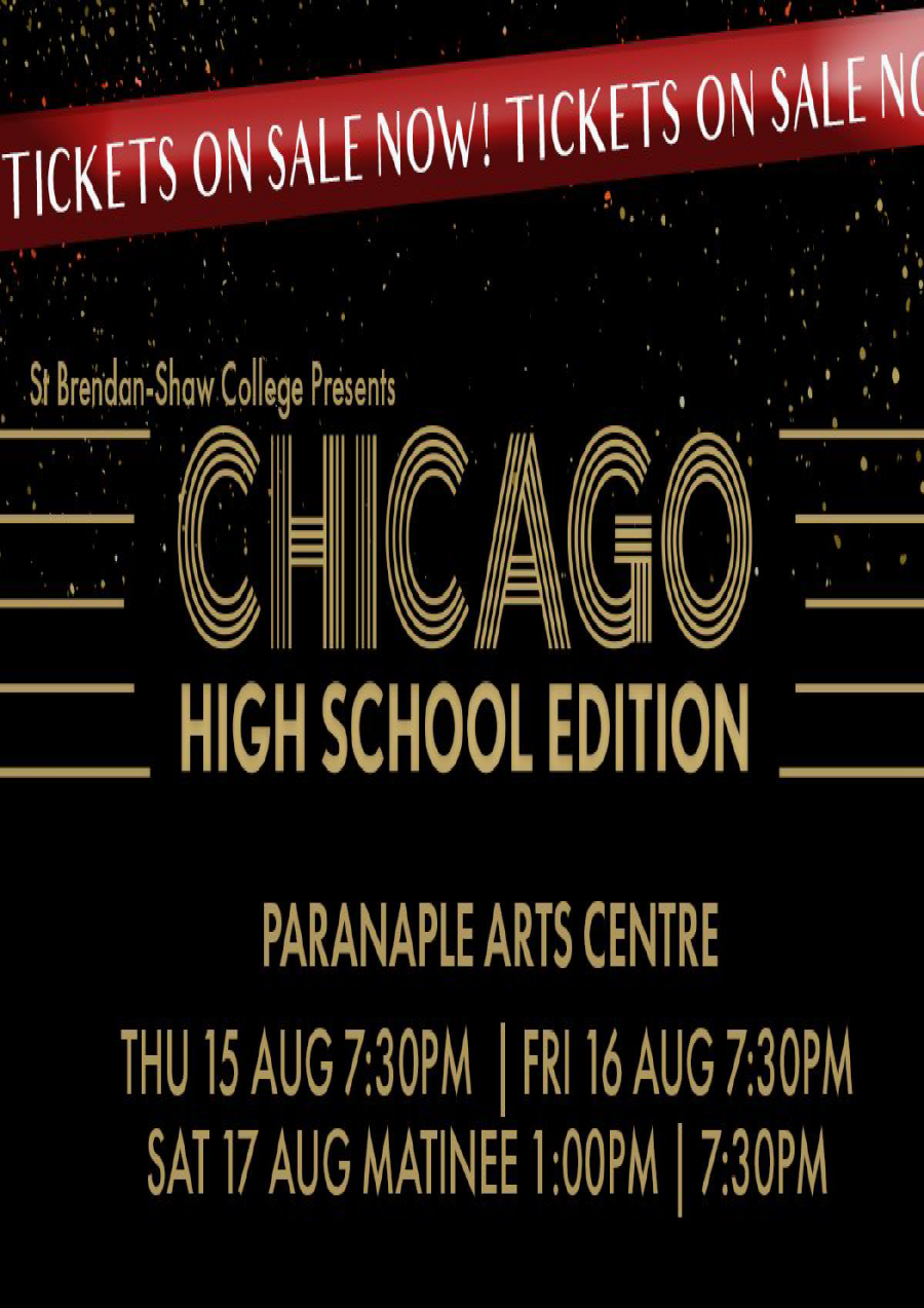 Chicago High School Edition Musical at Town Hall Theatre - paranaple arts centre