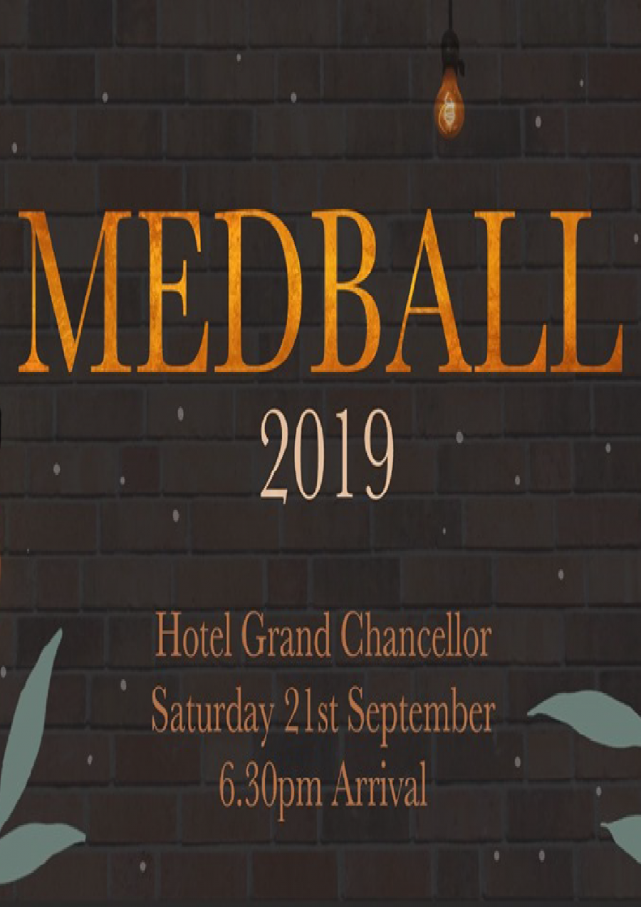 MedBall 2019 at Hotel Grand Chancellor Hobart