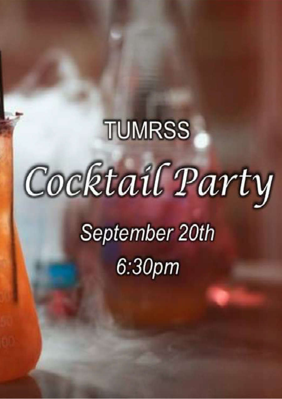 TUMRSS Cocktail Party - Out of This World at The lower house