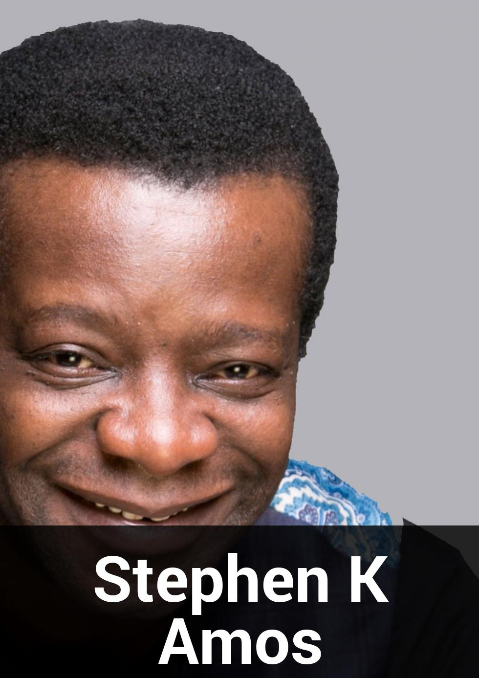 Stephen K Amos at Canberra Theatre Centre