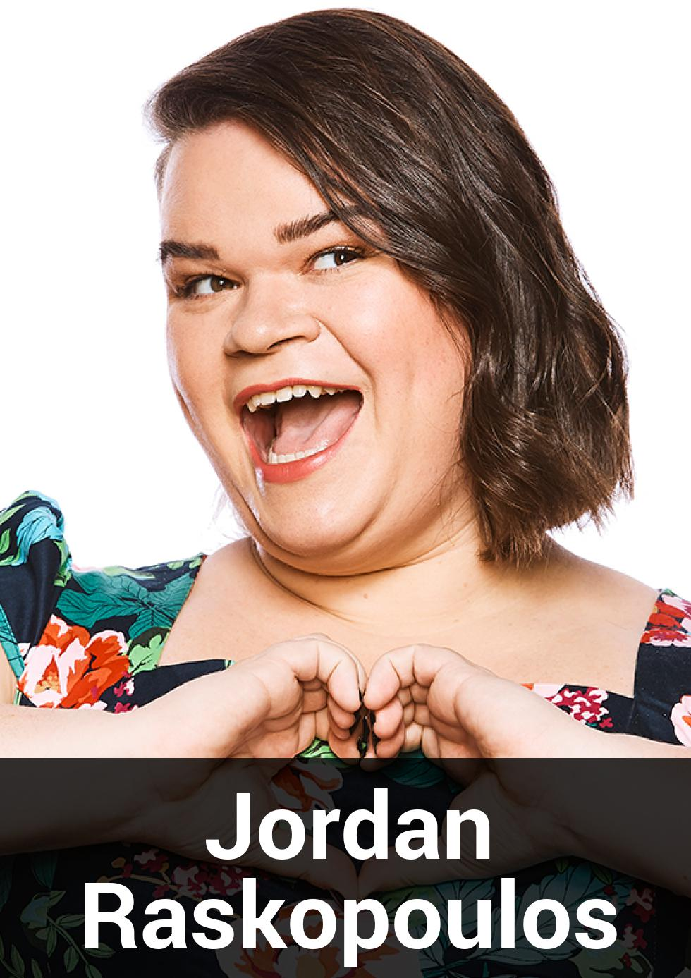 Jordan Raskopoulos  at Factory Theatre