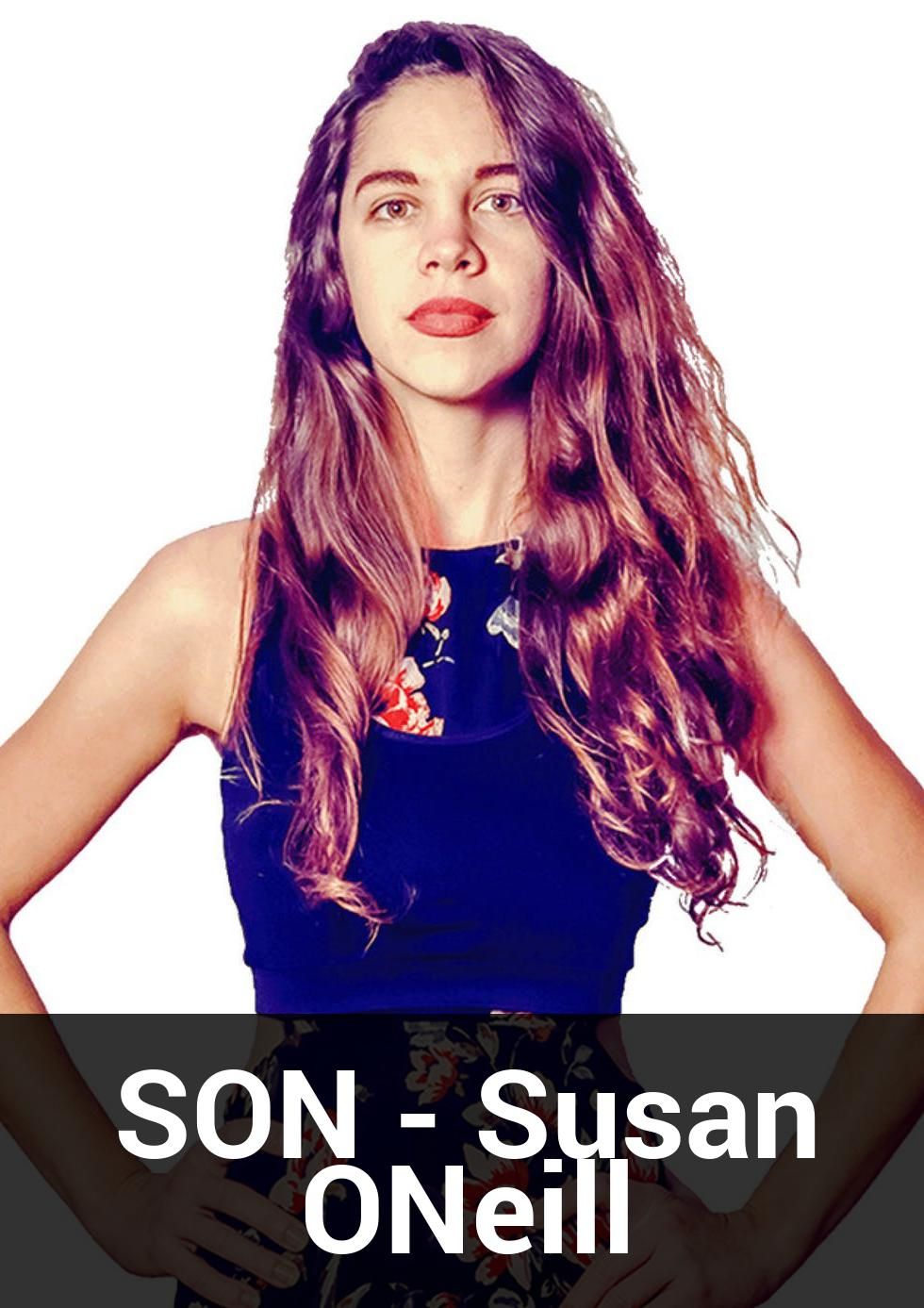 SON - Susan ONeill at Spiegeltent Newcastle