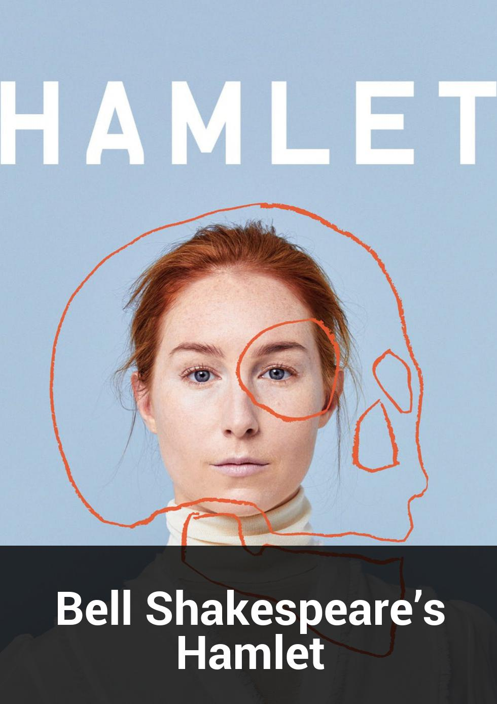 Bell Shakespeare's Hamlet at Canberra Theatre Centre