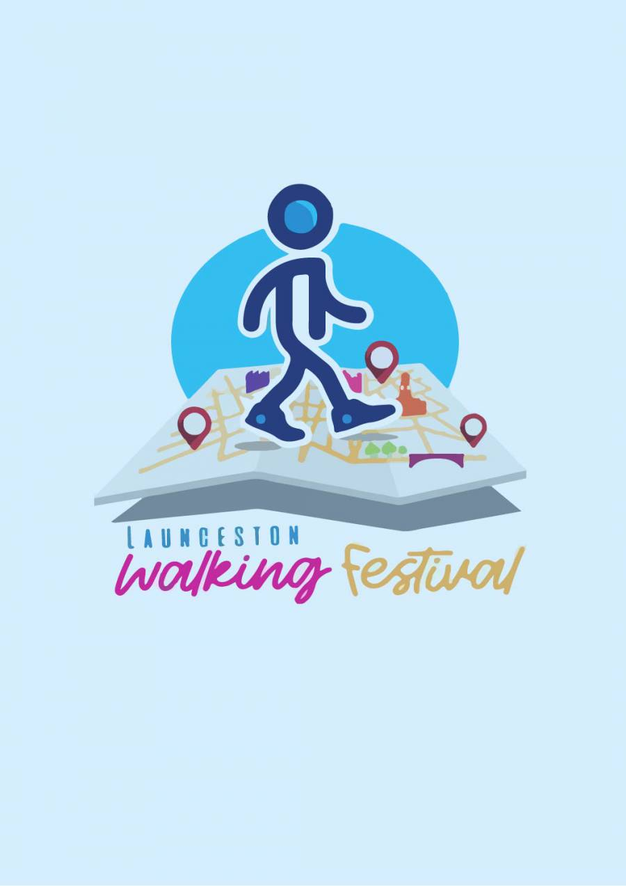 The Launceston Walking Festival at Riverbend Park