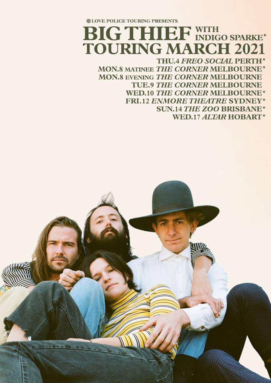 Big Thief 'Two Hands' Tour at Altar
