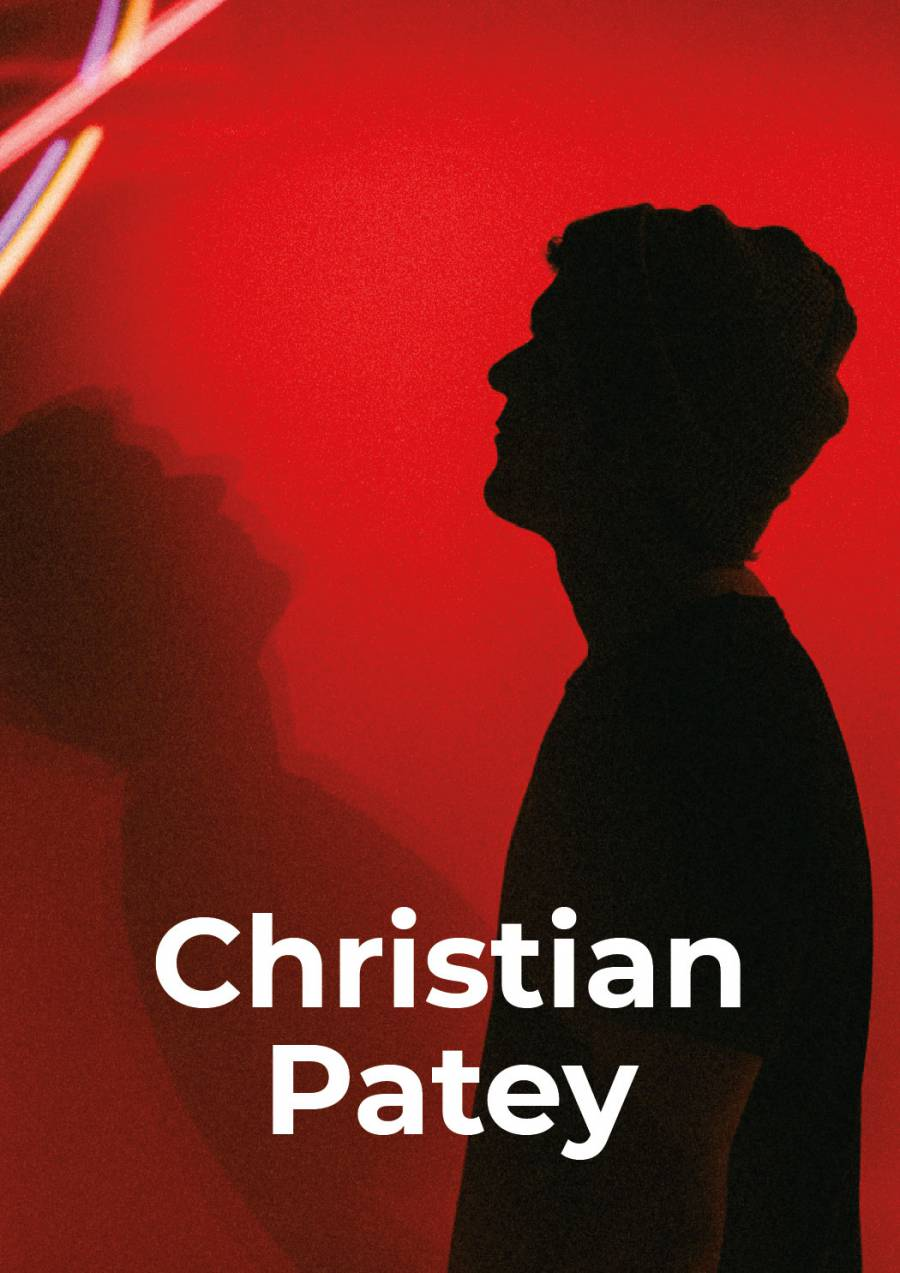 Christian Patey - 'Paradigm' Tour at Altar