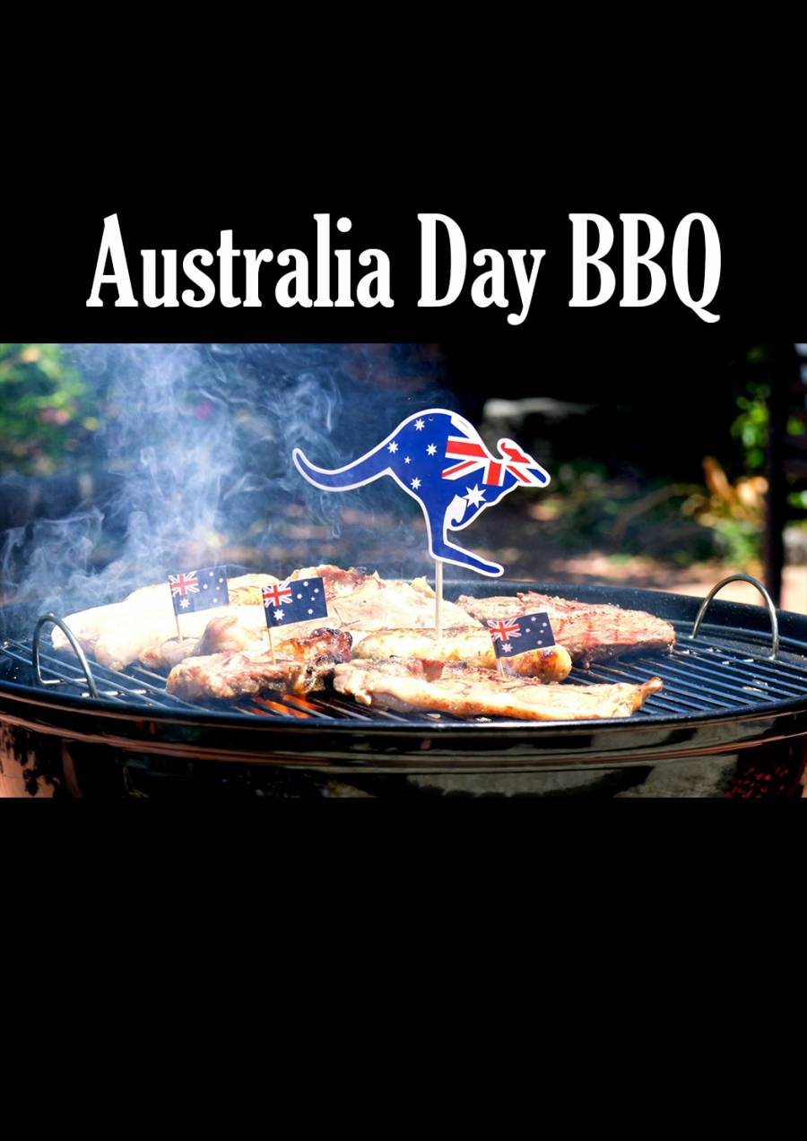 Australia Day BBQ. Summer FOCUS at Wellspring Anglican