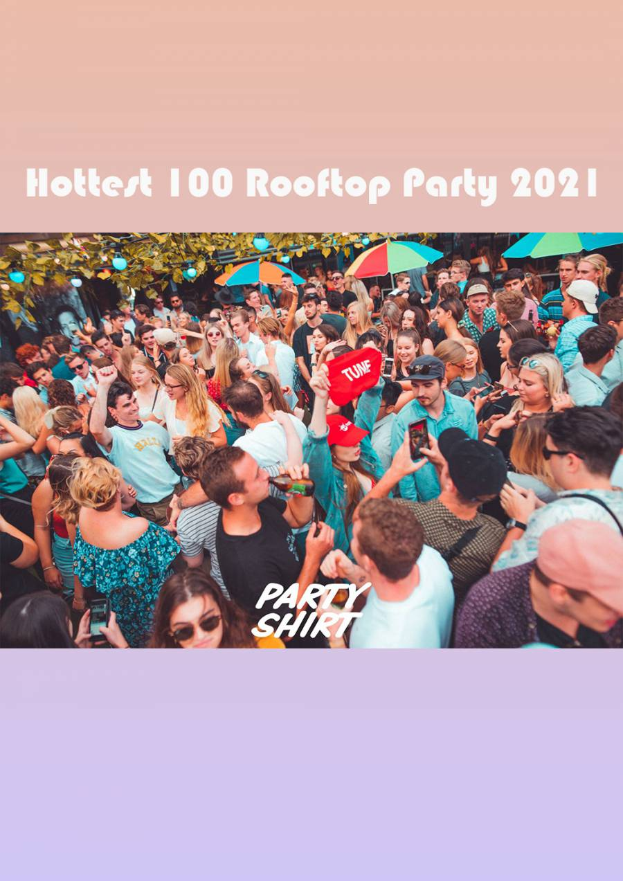 Hottest 100 Rooftop Party 2021 - Melbourne at Top Yard