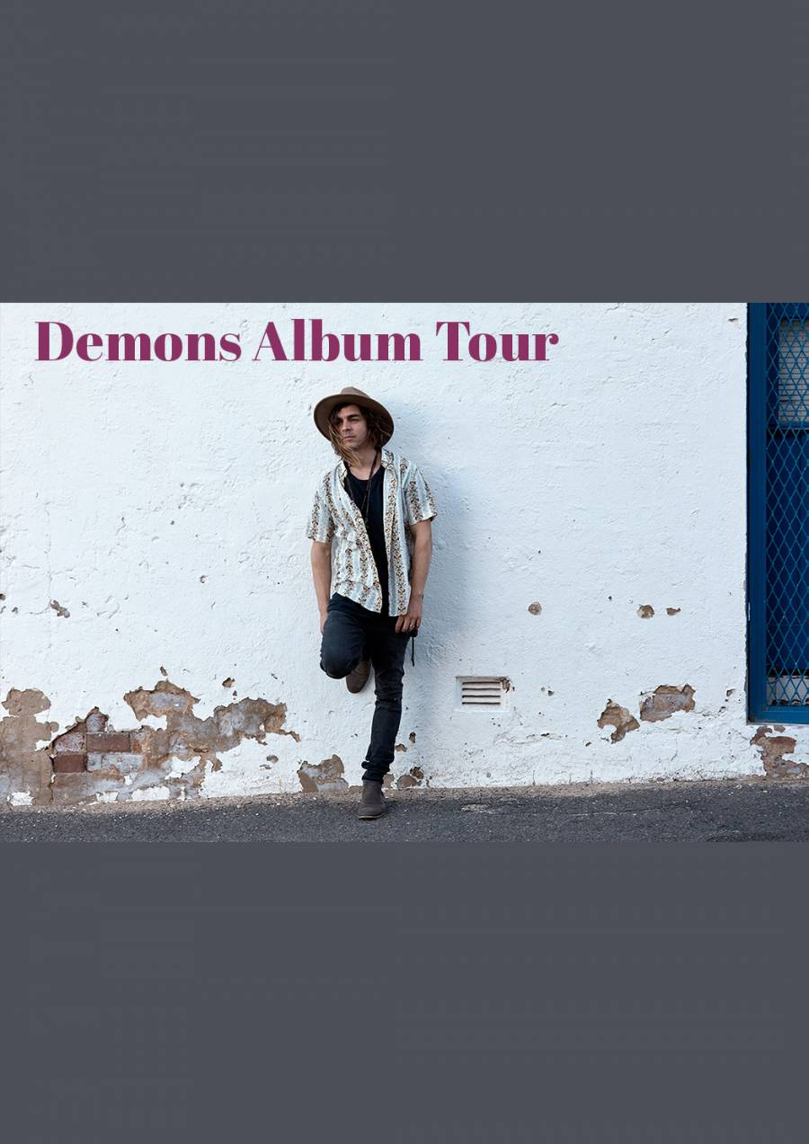 Demons Album Tour - Songs and Stories at The Catfish