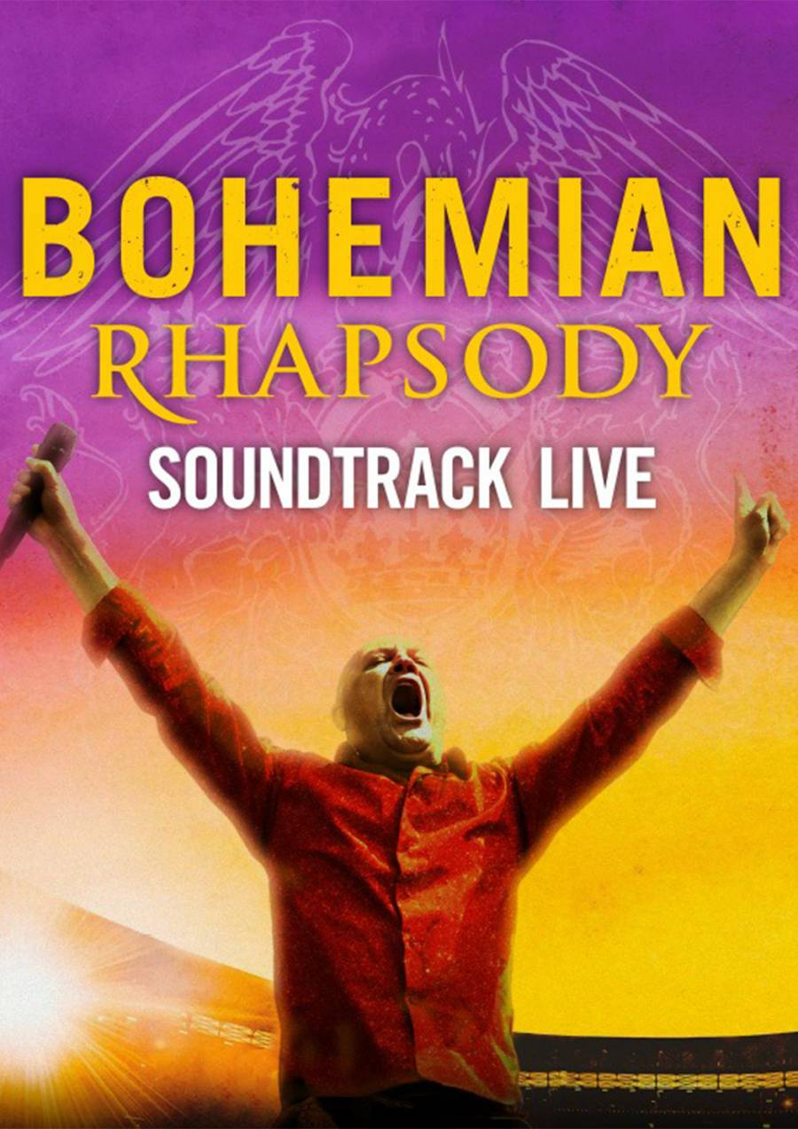 Bohemian Rhapsody Soundtrack Live at Theatre Royal, Hobart