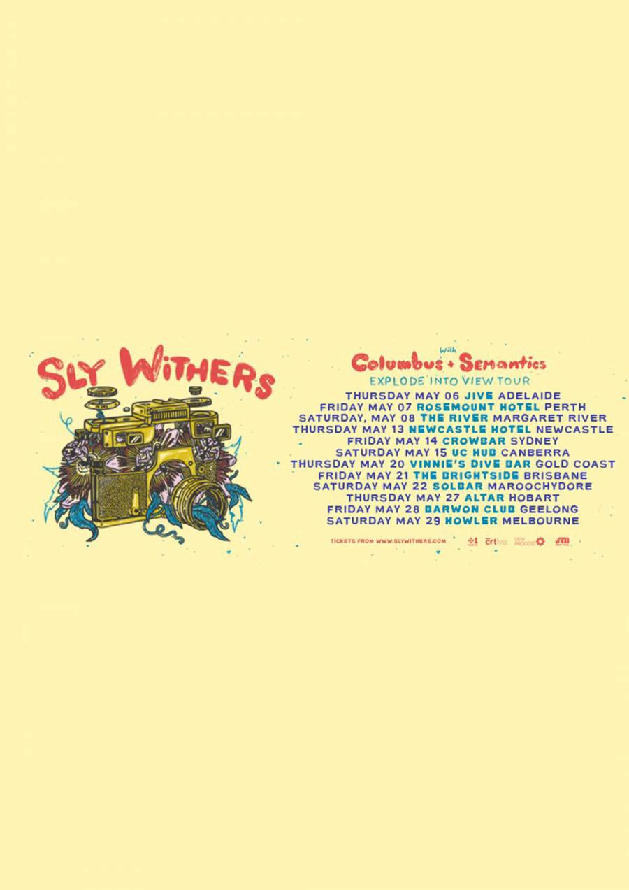 Sly Withers | 'Explode Into View' Tour | Altar at Altar