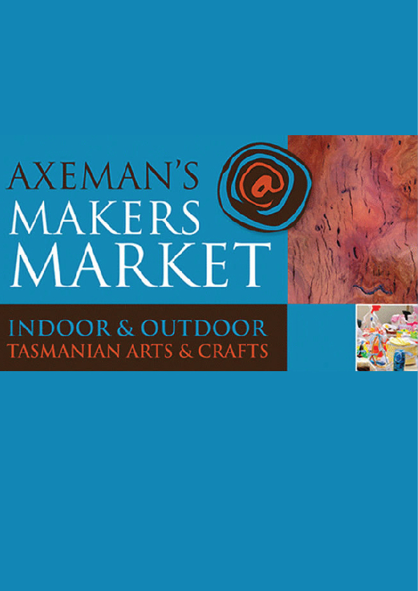 Axeman's Makers Market at Axeman's Hall of Fame