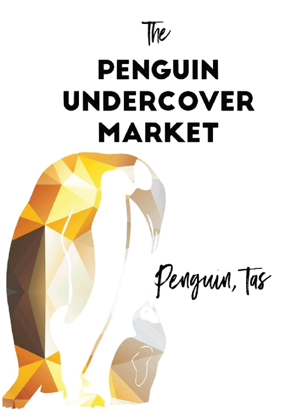 Penguin Undercover Market at Penguin Marketplace