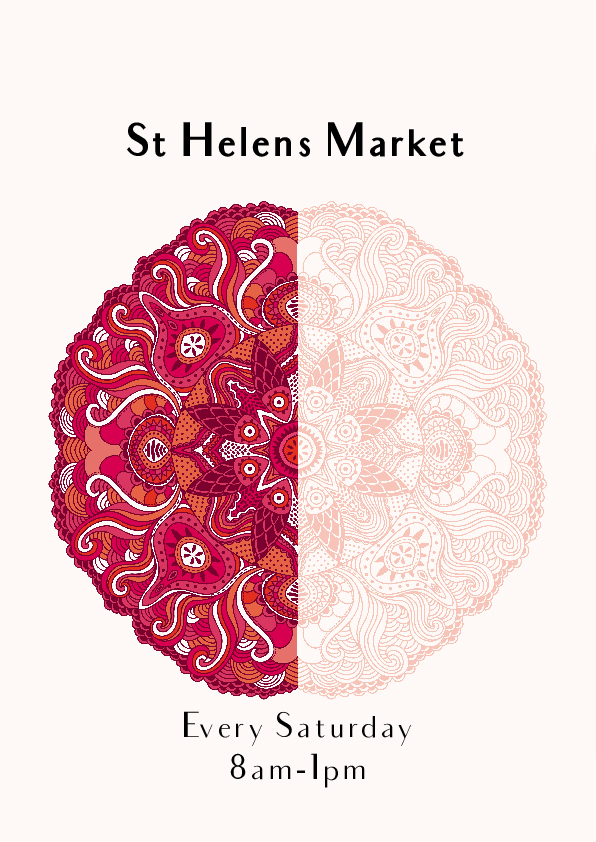 St Helens Market at St Helens